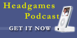 Listen to Headgames Radio on Podcast